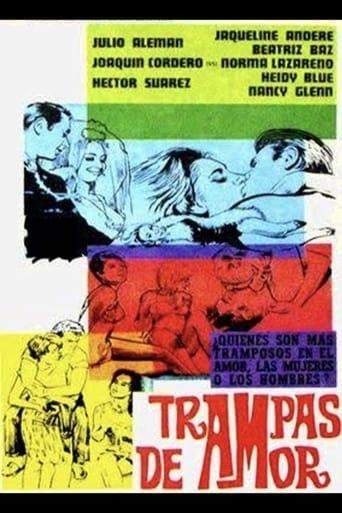 Poster of Trampas de amor