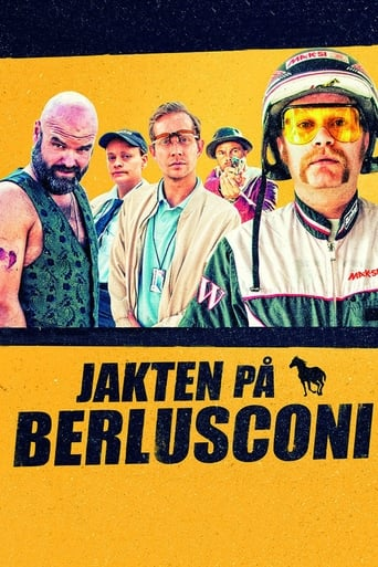 Poster of Chasing Berlusconi