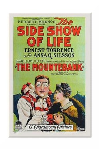Poster of The Side Show of Life