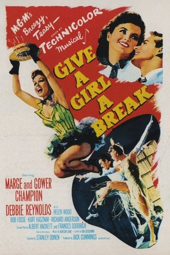 Poster of Give a Girl a Break