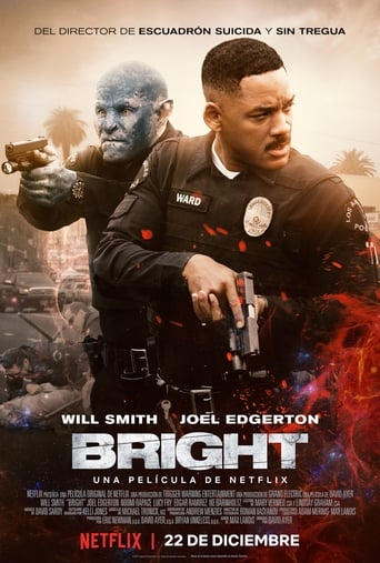 Poster of Bright