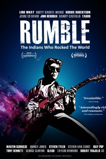 Poster of Rumble: The Indians Who Rocked the World