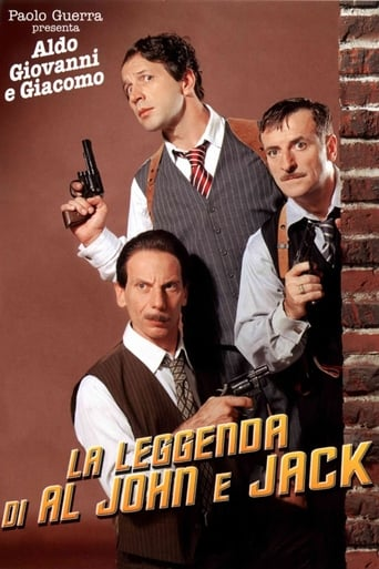 Poster of The Legend of Al, John and Jack