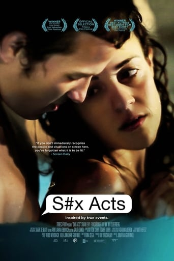 Poster of S#x Acts