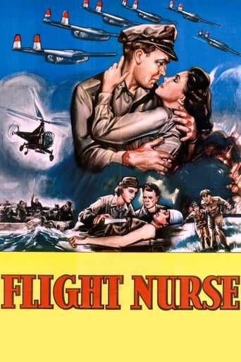 Poster of Flight Nurse