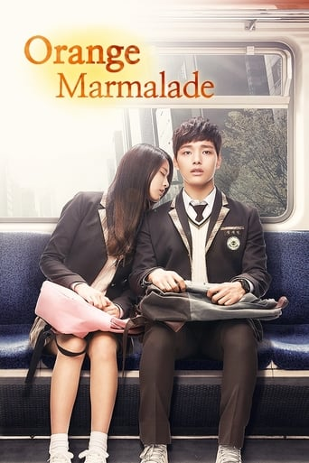 Poster of Orange Marmalade