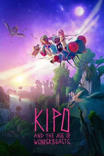 Poster of Kipo and the Age of Wonderbeasts