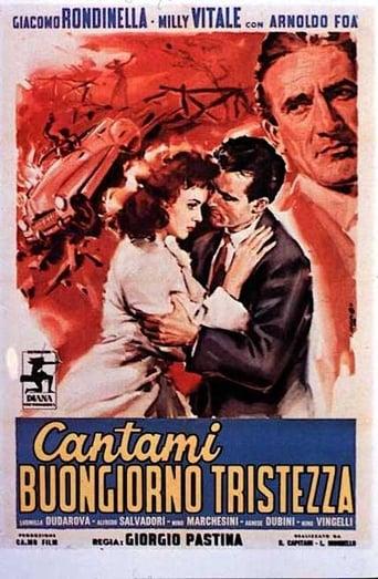Poster of Cantami buongiorno tristezza