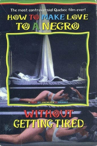 How to Make Love to a Negro Without Getting Tired poster