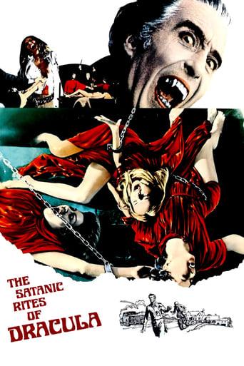 Poster of The Satanic Rites of Dracula