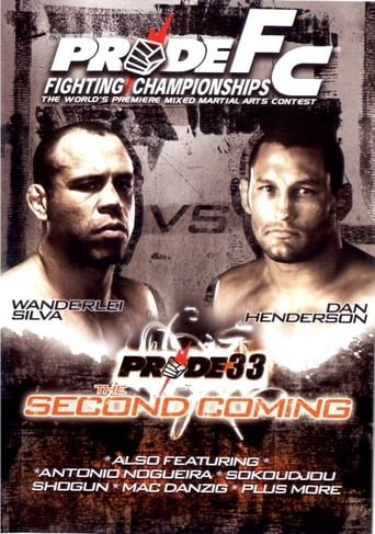 Poster of Pride 33: The Second Coming