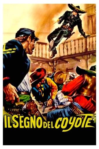 Poster of Il segno del Coyote