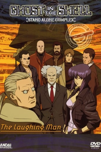 Ghost in the Shell Stand Alone Complex - L'uomo Che Ride