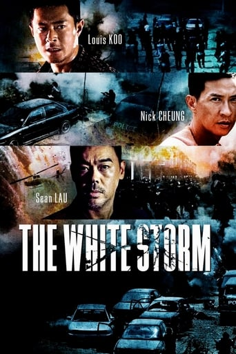 Poster of The White Storm