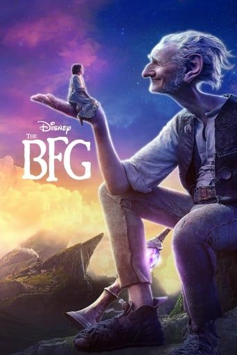 Poster of The BFG