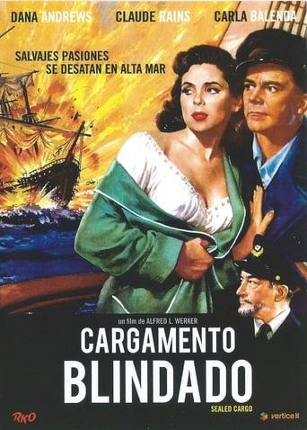 Poster of Cargamento blindado