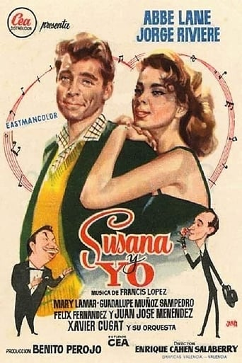 Poster of Susanna and Me