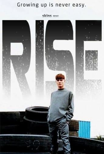 Poster of Skins: Rise