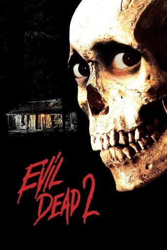 Poster of Evil Dead II