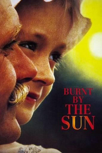 Poster of Burnt by the Sun
