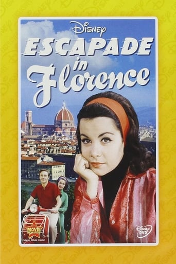 Poster of Escapade in Florence