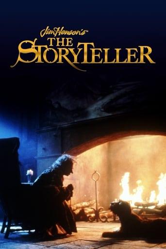 Poster of The Storyteller