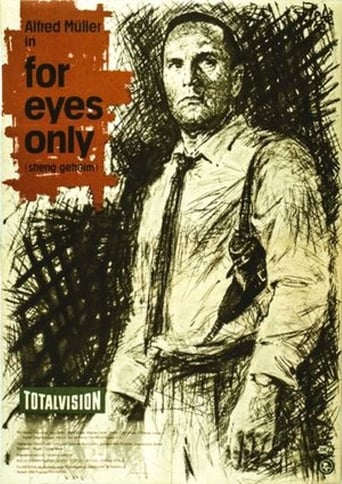 Poster of For Eyes Only