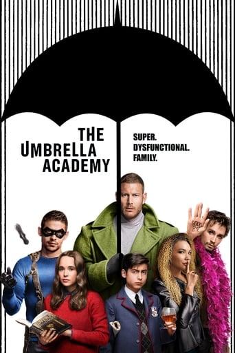 The Umbrella Academy Poster