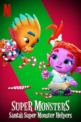 Poster of Super Monsters: Santa's Super Monster Helpers