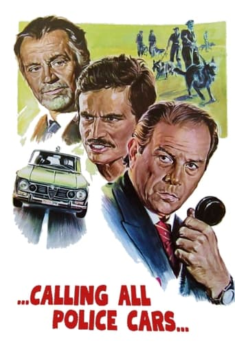 Poster of Calling All Police Cars