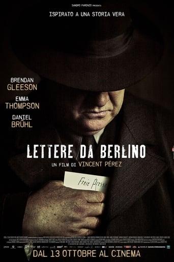Poster of Lettere da Berlino