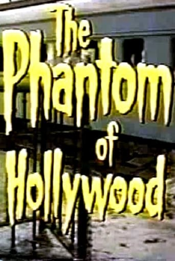 Poster of The Phantom of Hollywood