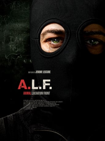 Poster of A.L.F.