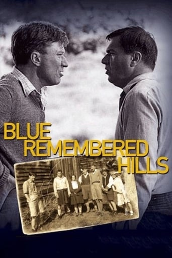 Poster of Blue Remembered Hills