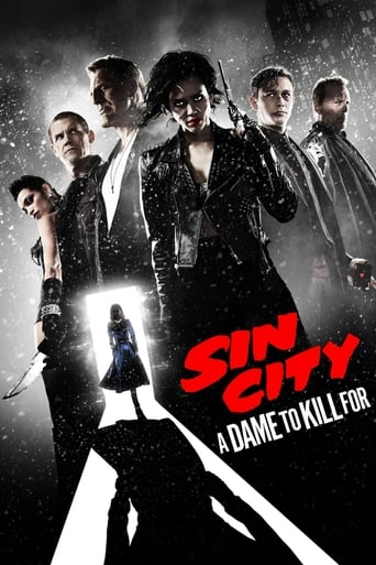 Poster of Sin City: A Dame to Kill For