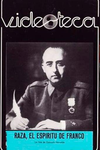 Poster of Raza, el espíritu de Franco