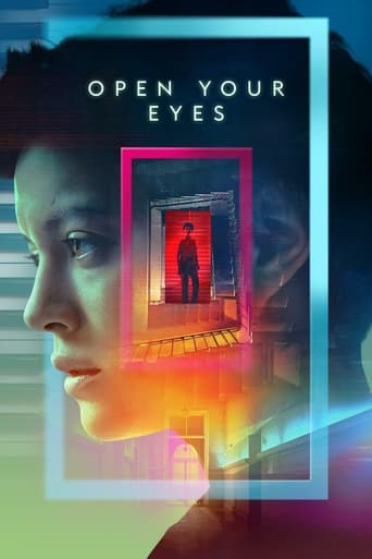 Poster of Open Your Eyes