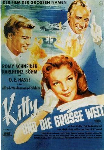 Filmplakat von Kitty und die große Welt