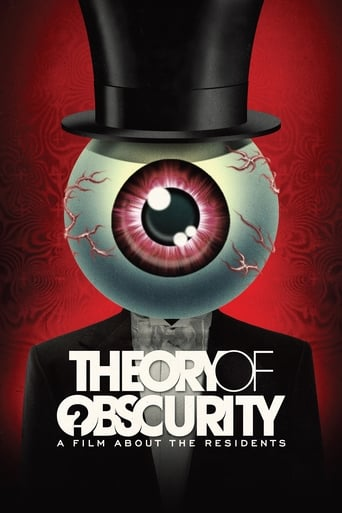 Poster of Theory of Obscurity: A Film About the Residents