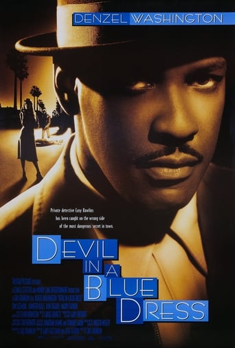How old was Don Cheadle in Devil in a Blue Dress
