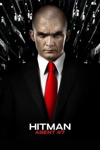 Poster of Hitman: Agent 47