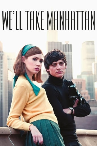 Poster of We'll Take Manhattan