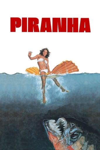 Poster of Piranha