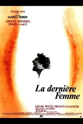 Poster of The Last Woman