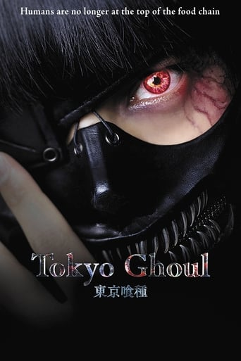 Poster of Tokyo Ghoul