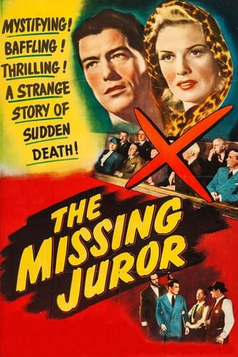 Poster of The Missing Juror