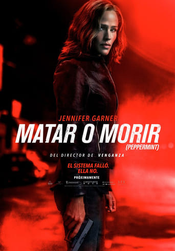 Poster of Matar o morir (Peppermint)