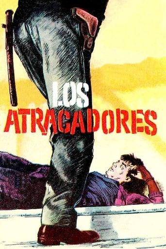 Poster of Los atracadores
