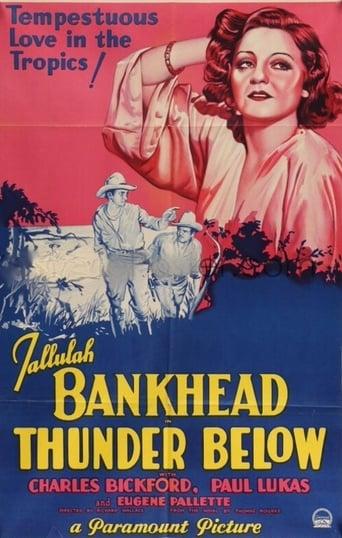 Poster of Thunder Below