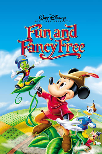 Poster of Fun and Fancy Free
